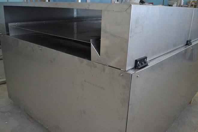 холодильный тоннель